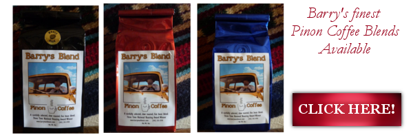 Barry's Pinon Blend Coffee