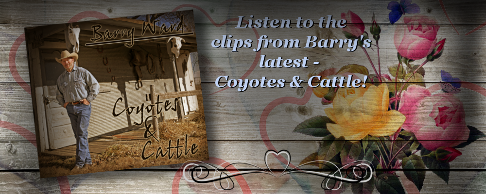 Coyotes & Cattle Barry Ward